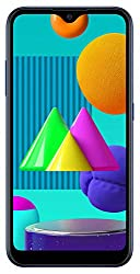 Samsung Galaxy M01 (Blue, 3GB RAM, 32GB Storage) with No Cost EMI/Additional Exchange Offers,Samsung,SM-M015GZBDINS