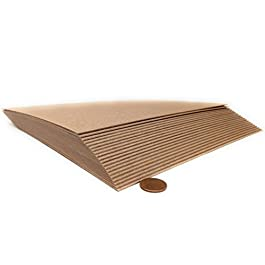 8.5 x 11 Inches 50 Point Kraft Heavy Duty Chipboard Sheets – 20 Per Pack