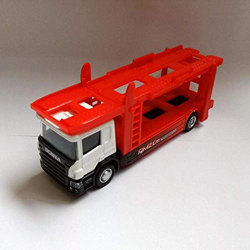 Diecast speelgoed auto Model / 1: 64 Schaal/SCANIA Road Tailer trekker/voertuig educatie/Gift For Children XIUYU