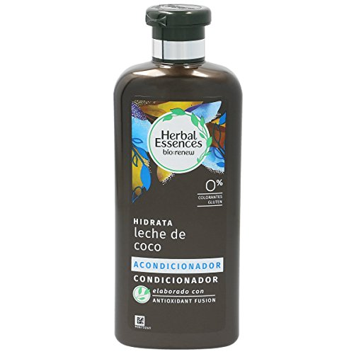 Herbal Essences Bío Renew Leche de Coco Hidratación Acondicionador - 400 ml