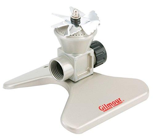 Gilmour Metal Elevated Base Sprinkler 1024 sq. ft.