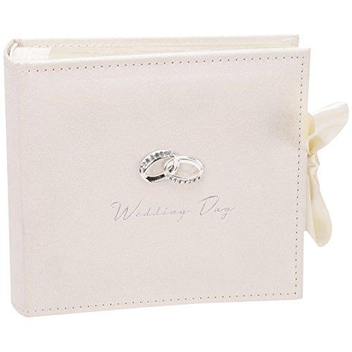 Amore - Portafoto per regalo nuziale, 100 fotografie, colore: Bianco avorio