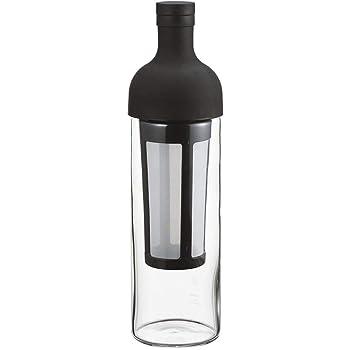 HARIO フィルターインコーヒーボトル FIC-70-B 出来上がり容量:650ml ブラック