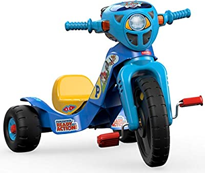 Fisher-Price Nickelodeon PAW Patrol Lights & Sounds Trike Multi Color, 1 - 6 years from Fisher-Price