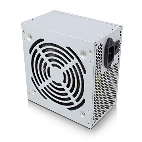 Ewent EW3909 Alimentatore PC 500W ATX V2.3, Ventola 12cm, 3xSATA