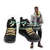 フェニックス VALORANT ヴァロラント Phoenix コスプレ靴 コスプレブーツ cosplay オーダーサイズ/スタイル 製作可能 【タママ】(24.5cm)