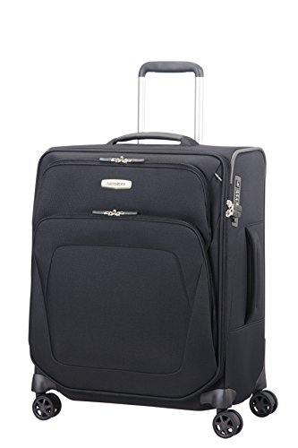 Samsonite  black, 2.6 Liter