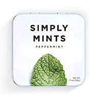 Simply Mints (Peppermint, 45 Count (1 Tin))