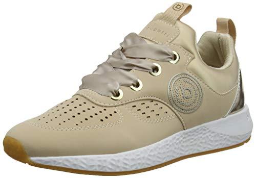 bugatti Damen 442626605900 Slip On Sneaker, Braun (Sand 5300), 42 EU