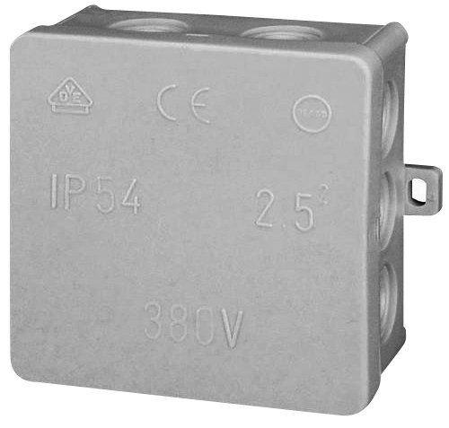 ViD® - Feuchtraum Kabelabzweigkasten 85x85mm, 10er Pack