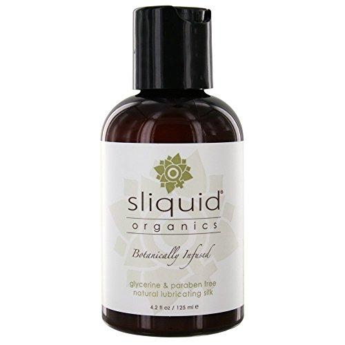 Sliquid, Llc Sliquid Organics Silk Lubricant 4.2 Ounces