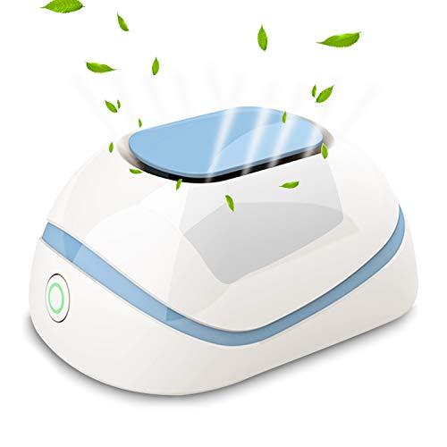 Generador de ozono, purificador de Aire eléctrico, Ozone Machine Household Air Purifier USB Rechargeable Refrigerator Eliminator Deodorization for Car Office Wardrobe Shoe Cabinet Cupboard