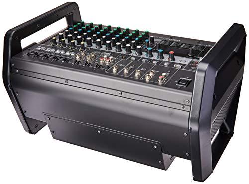 Mesa de Som Analógico Amplificado, Yamaha, EMX7
