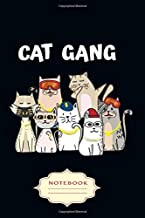 Cat Gang: Notebooks are a very essential part for taking notes, as a diary, writing thoughts and inspirations, tracking your goals, for homework, planning and organizing.