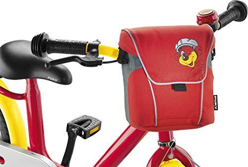 Puky LT 2 Kinder Fahrrad Lenker Tasche rot - 9723