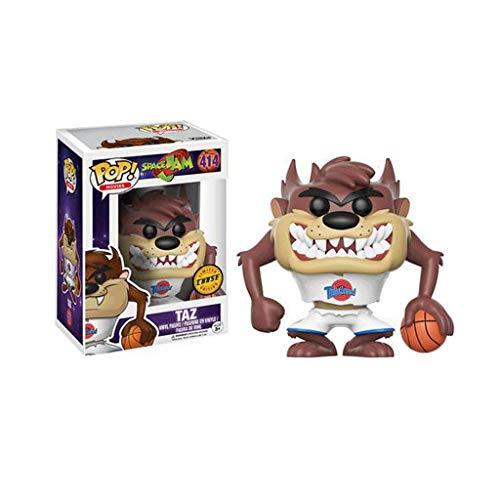Funko Pop Movie : Space Jam - Taz (Exclusive) 3.75inch Vinyl Gift for Basketball Fans for Boy