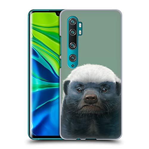 Officiële Vincent Hie Honing Das Dieren Hard Back Case Compatibel voor Mi CC9 Pro/Mi Note 10 / Pro