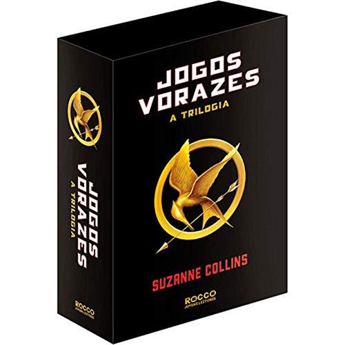 Box Jogos Vorazes (3 Volumes)