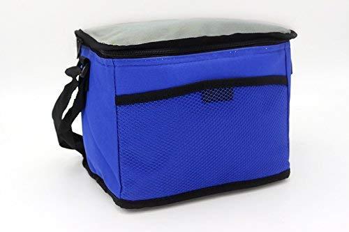LEYENDAS, sac isotherme pour nourriture 11 litres, bleu