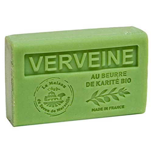 Provence Seife Verveine (Eisenkraut) - Karité 125g