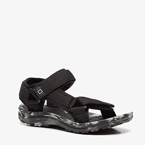 Blue Box jongens sandalen - Zwart