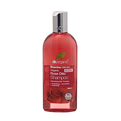 Dr Organique Rose Otto Shampooing