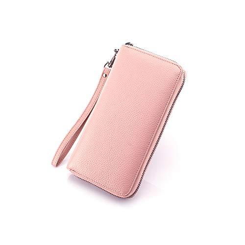 GYYCY Zipper Lady Wallet New Multi-Function Bank Card Holder