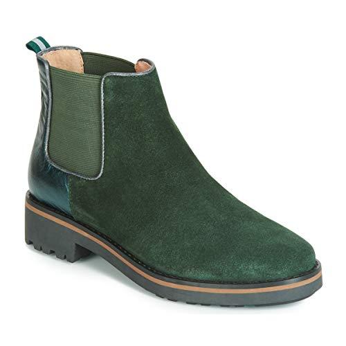 Karston ONKIX Bottines/Boots Femmes Vert - 38 - Boots