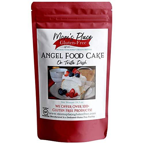 Gluten Free Angel Food Cake Mix
