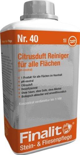 Finalit Citrusduftreiniger, 1 Liter, Nr. 40