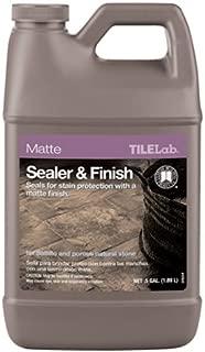 tilelab matte sealer and finish