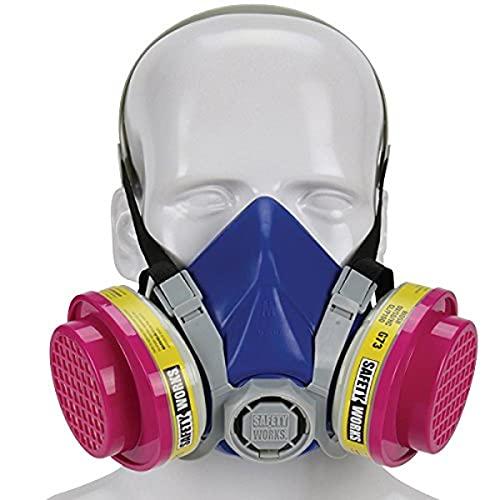 Safety Works SWX00320 Multi-Purpose Respirator...