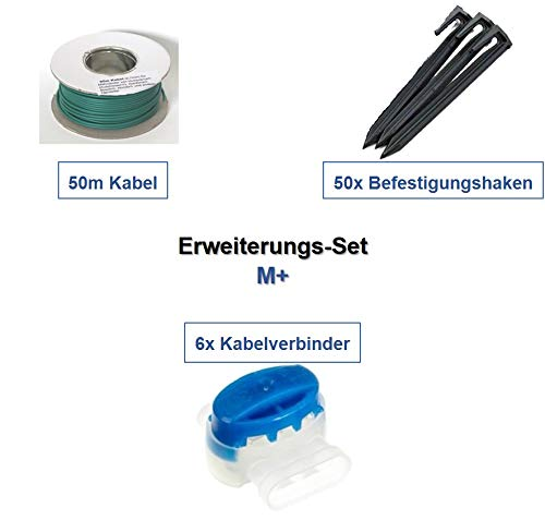 Extension set M+ husqvarna Automower 3 * * G3 Cable Hook Connector Package Kit