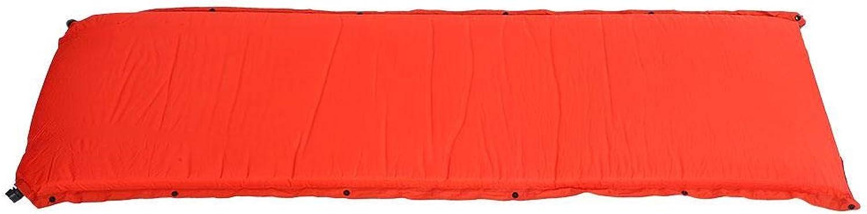 VGEBY Aufblasbare Matratze, Einzelne Camping Luft Bett im Freien Schlafenauflage für Reisende Kampierende Zusatzgert Wandert
