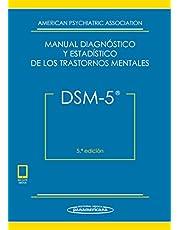 Dsm-5. Manual diagnostico y estadistico de los tra