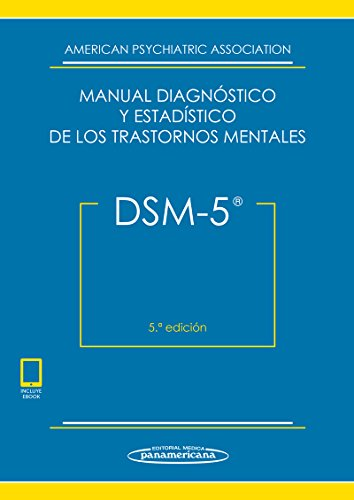 Dsm-5. Manual diagnostico y estadistico de los tra