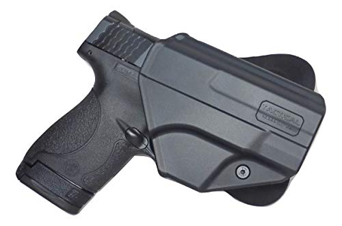 Tactical Scorpion Gear Polymer OWB Fast Draw Holster: fits S&W M&P Shield 40 & 9mm