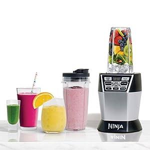 Nutri Ninja Nutri Bowl DUO with Auto-iQ Boost