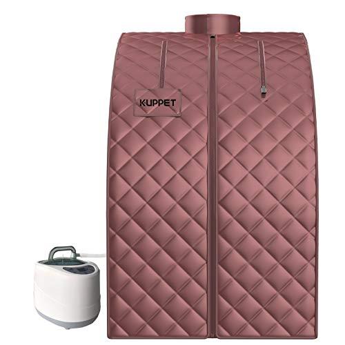 KUPPET Portable Folding Steam Sauna-2L...
