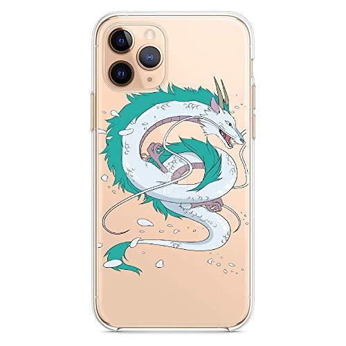 XIAINTEL Haku Stavim Gnvbswb Anima Dragmn TPU Transparent Phone Case for iPhone 6 Plus/6S Plus