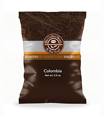 The Coffee Bean & Tea Leaf Coffee Portion Pack, Colombia Narino, 24 Count (Pack of 24)