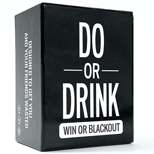 Do or Drink - Party Card Game - for…