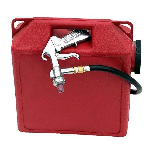 neilsen CT1109 1109 Portable Air Sandblaster 30lb Capacity-Need Compressor, 240 V, Red