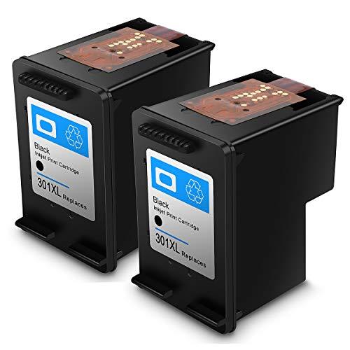 AIcase Multipack, ersetzt HP 301XL, Remanufactured Druckerpatronen, Druckköpfe kompatibel zu HP 301XL Tintenpatronen
