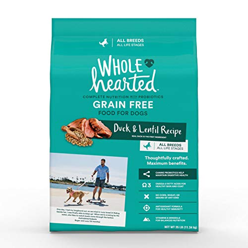 Wholehearted Grain Free Dog Food