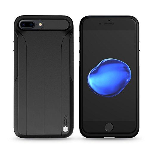 Nillkin Amp - Carcasa para iPhone 7 Plus, Color Negro