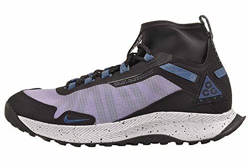 Nike ACG Zoom Terra Zaherra, Zapatillas para Carreras de montaña Hombre, Multicolore (Space Purple Nero Blue Force), 40.5 EU