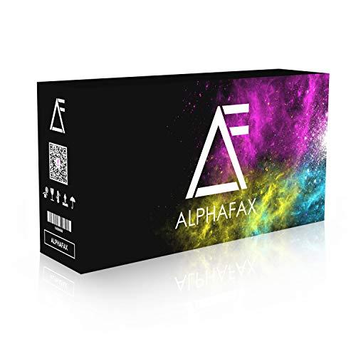 2 Alphafax Toner kompatibel mit HP 7115X 15X für HP Laserjet 1200, 1220, 3300, 3310, 3330, 3380MFP - Schwarz je 4.000 Seiten