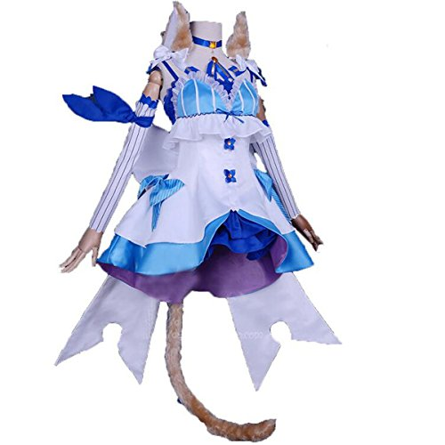 Poetic Walk Anime Re Life in a Different World from Zero Felix Argyle Cosplay Costume (M(Waist 30.7Inch), A Set)