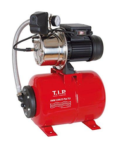 T.I.P. 31158 Hauswasserwerk HWW 1300/25 Plus TLS mit Trockenlaufschutz